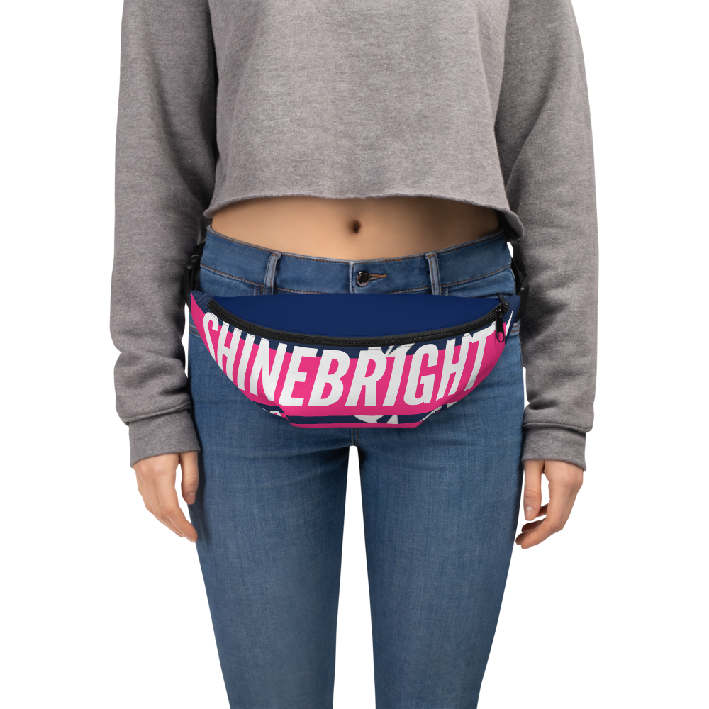 Pink Ralph Fanny Pack