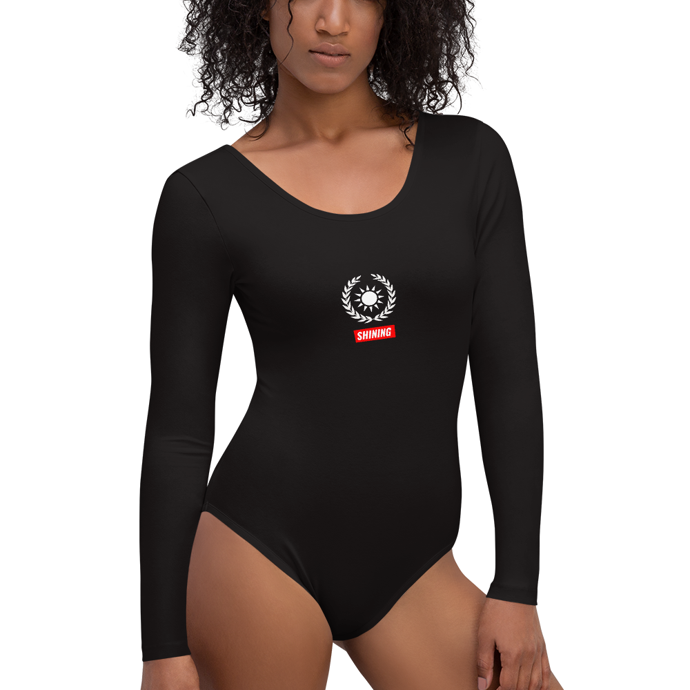 Shining Womens Bodysuit