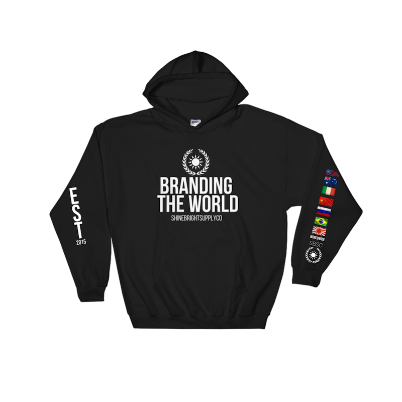 BRANDING THE WORLD ( LIMITED ED )