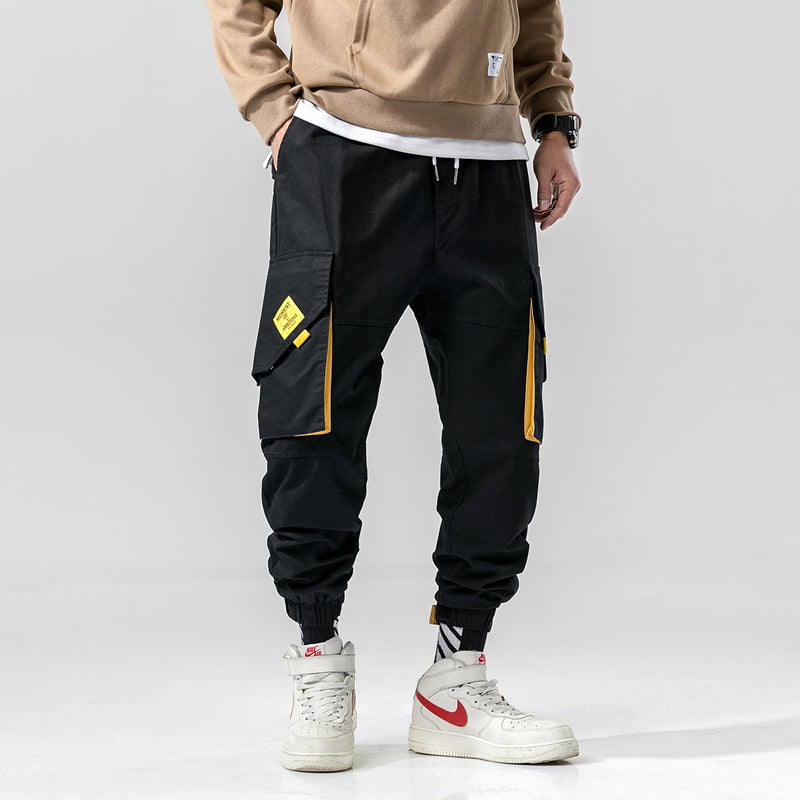 SBSC Novo Vintage Style Joggers