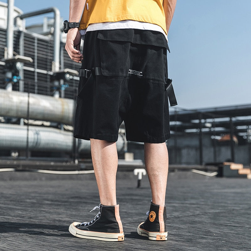 SBSC Cargo Ribbon Shorts