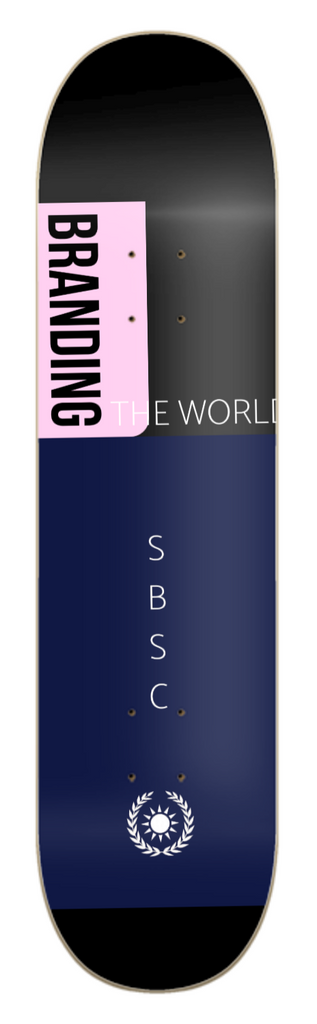 Branding The World ( Pink Series )