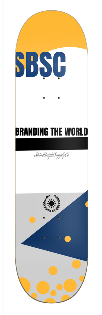 Branding The World ( Yellow series )
