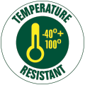 Temp Variations -40 to 100