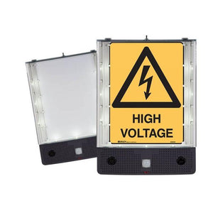 Safety Sign Alerter - High Voltage