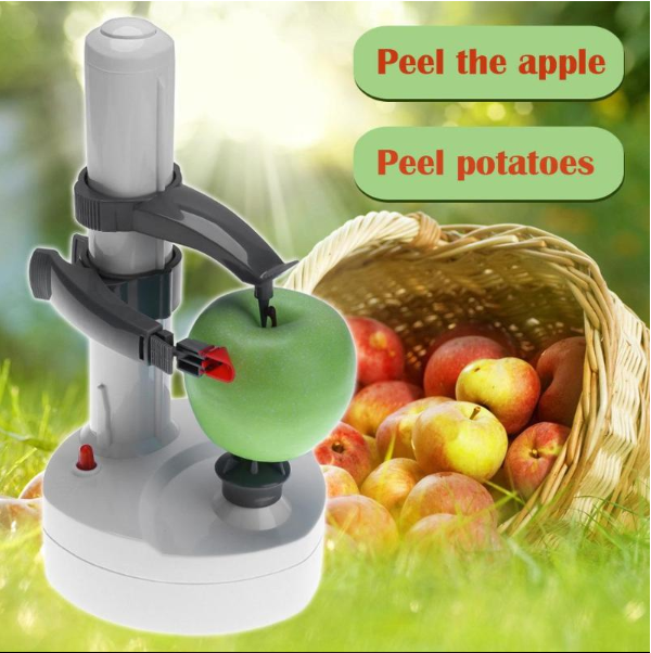 (Buy 2 free shipping)Multi-function Electric Automatic  Fruit Peeler