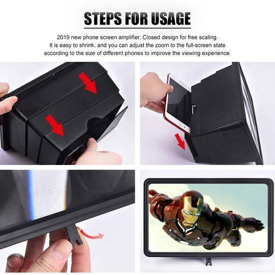 Mobile Phone Screen Amplifier(buy 2 Free Shipping & Buy 3 Get 1 Free)