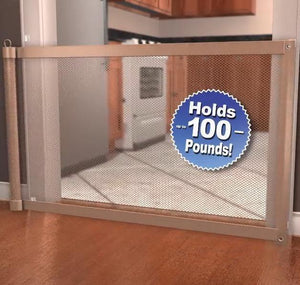 Portable Magic Pet Gate