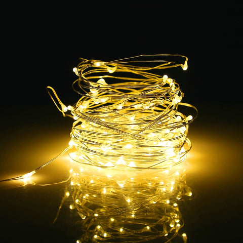 Led String Light Garlands