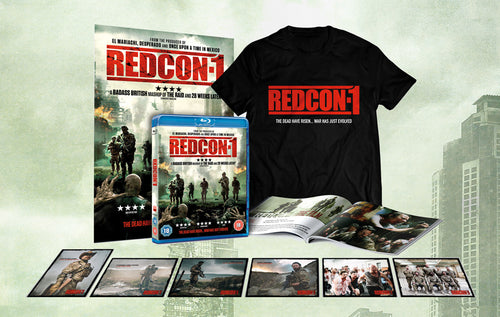 REDCON-1 Ultimate Fan Edition Blu-Ray