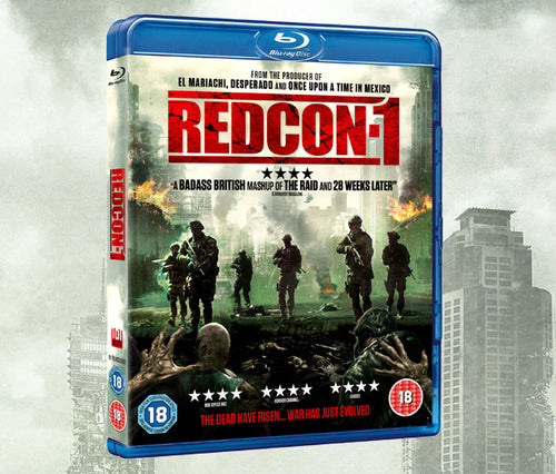 REDCON-1 signed Blu-ray