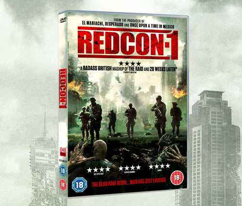 REDCON-1 Collector's Edition signed DVD