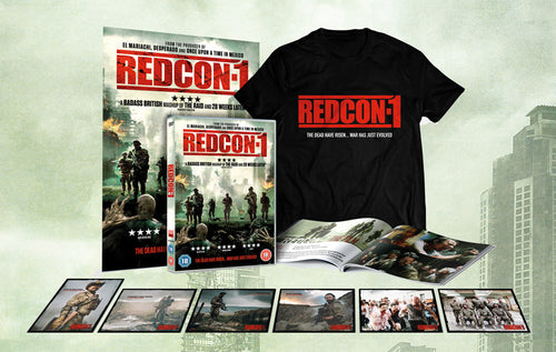 REDCON-1 Ultimate Fan Edition DVD
