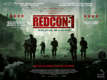 Load image into Gallery viewer, REDCON-1 Movie Poster - Portrait or Landscape