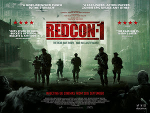 REDCON-1 Signed Movie Poster - Portrait or Landscape