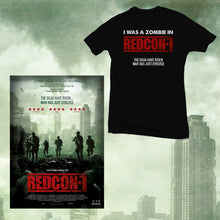 Load image into Gallery viewer, *SPECIAL OFFER* REDCON-1 T-Shirt + Signed Poster package