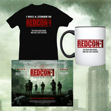 Load image into Gallery viewer, *SPECIAL OFFER* REDCON-1 T-Shirt + Signed Poster + Mug package