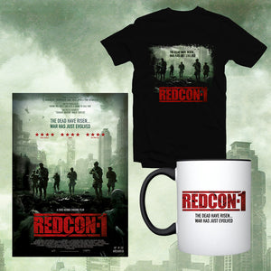 *SPECIAL OFFER* REDCON-1 T-Shirt + Signed Poster + Mug package