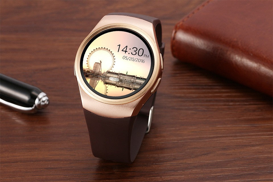KW18 Bluetooth Smartwatch for Android IOS
