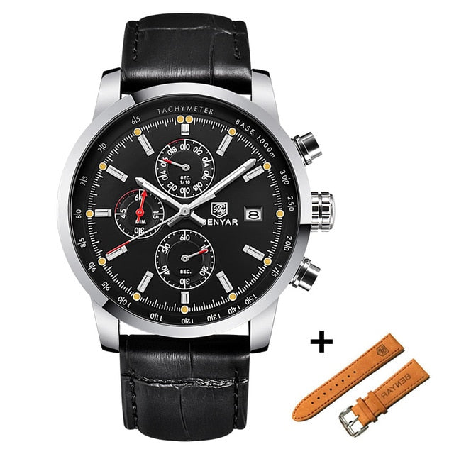 BENYAR Chronograph Sport Watch