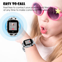 BEST BUY! LEC2 Pro 4G Kids Smart Watch with GPS