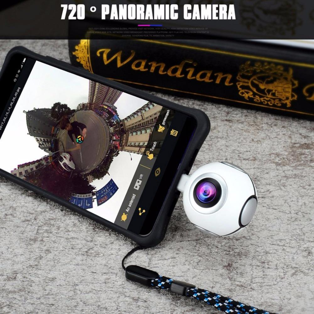 Panoramic T-750  HD Video Camera by WatchAlternative.com