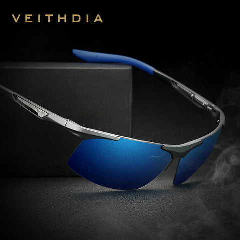 Aluminum Magnesium Men's Polarized Sunglasses