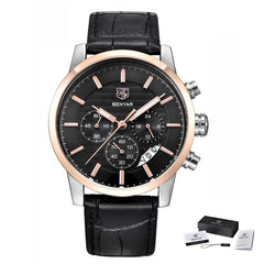 New 2020 Multi Function Stainless Steel Dress Watch