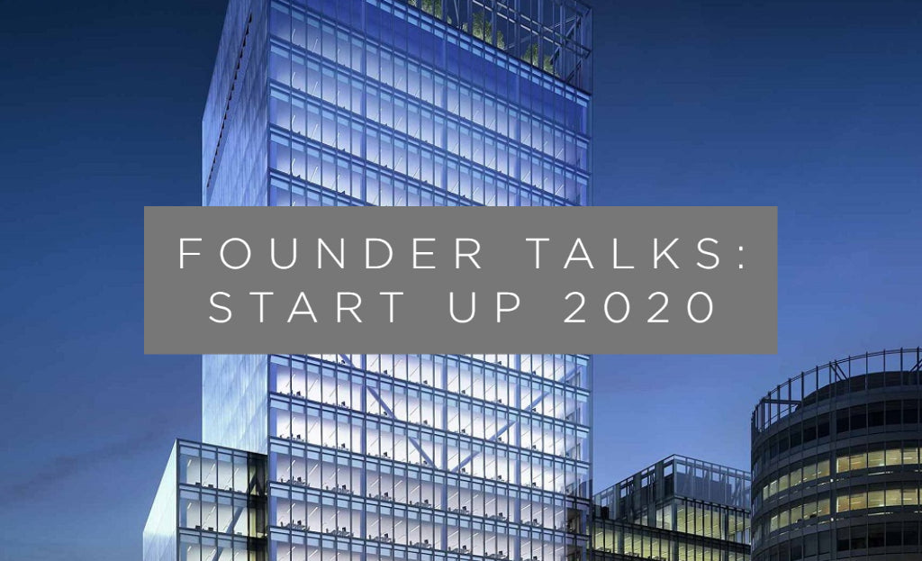 FOUNDER TALKS | START UP 2020