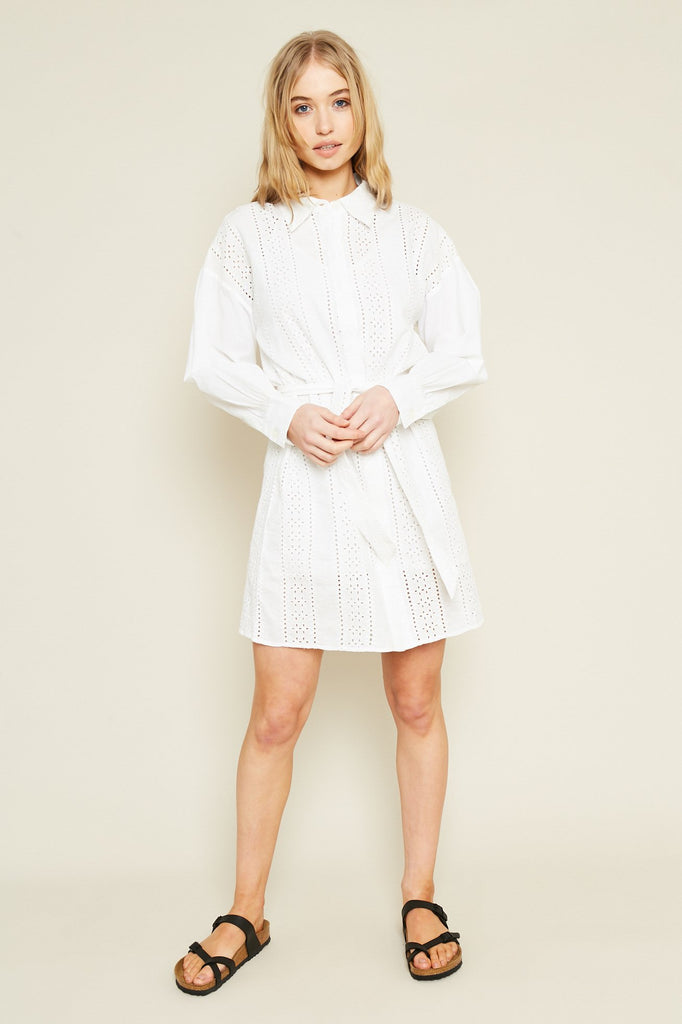 THE WILMA SHIRT DRESS