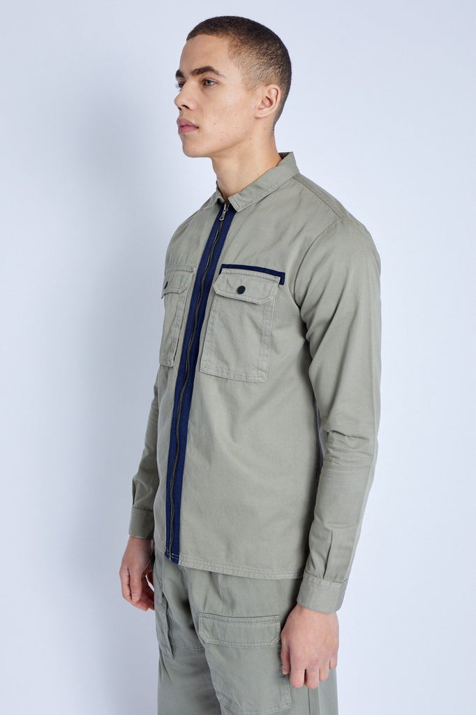 RADIATA OVERSHIRT