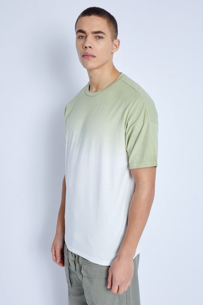 PETITGRAIN T-SHIRT - GREEN
