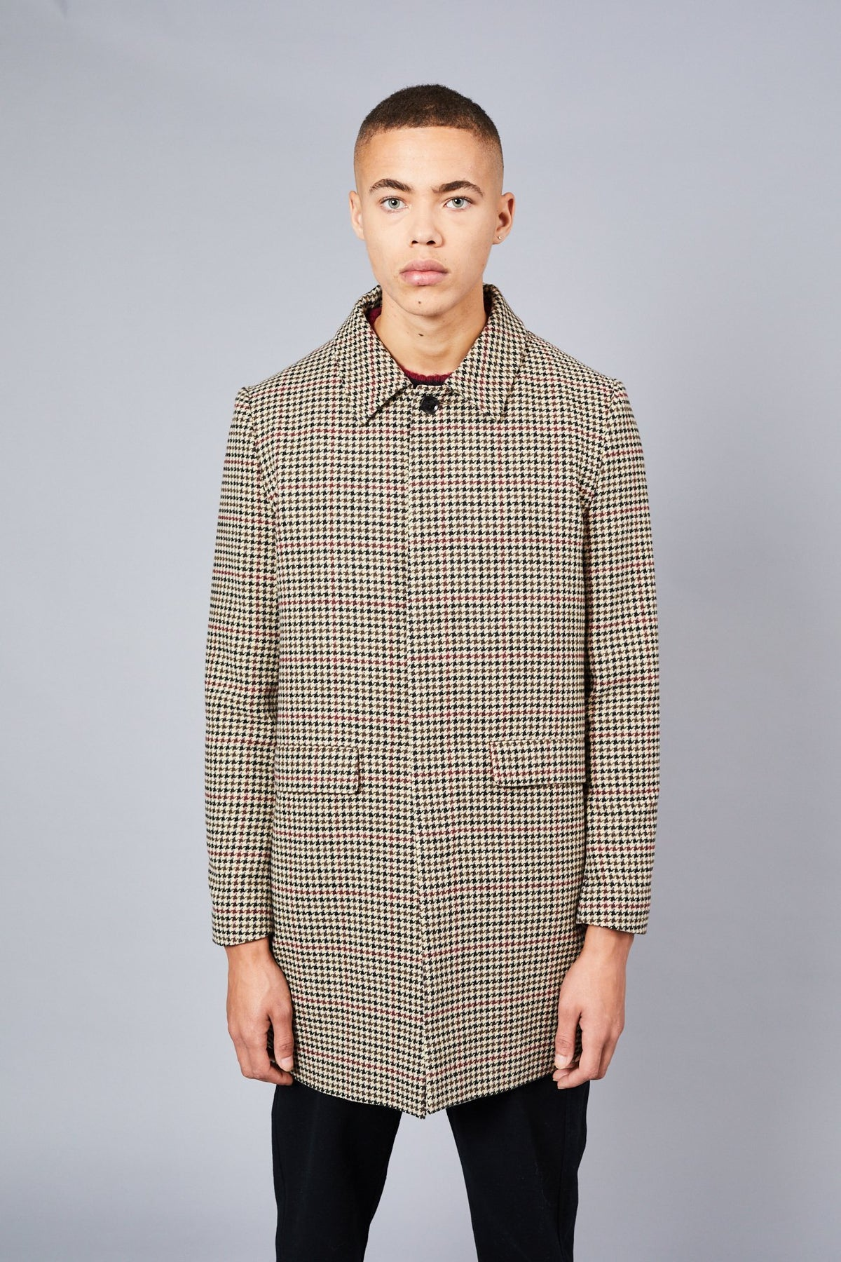 BASINGSTOKE OVERCOAT