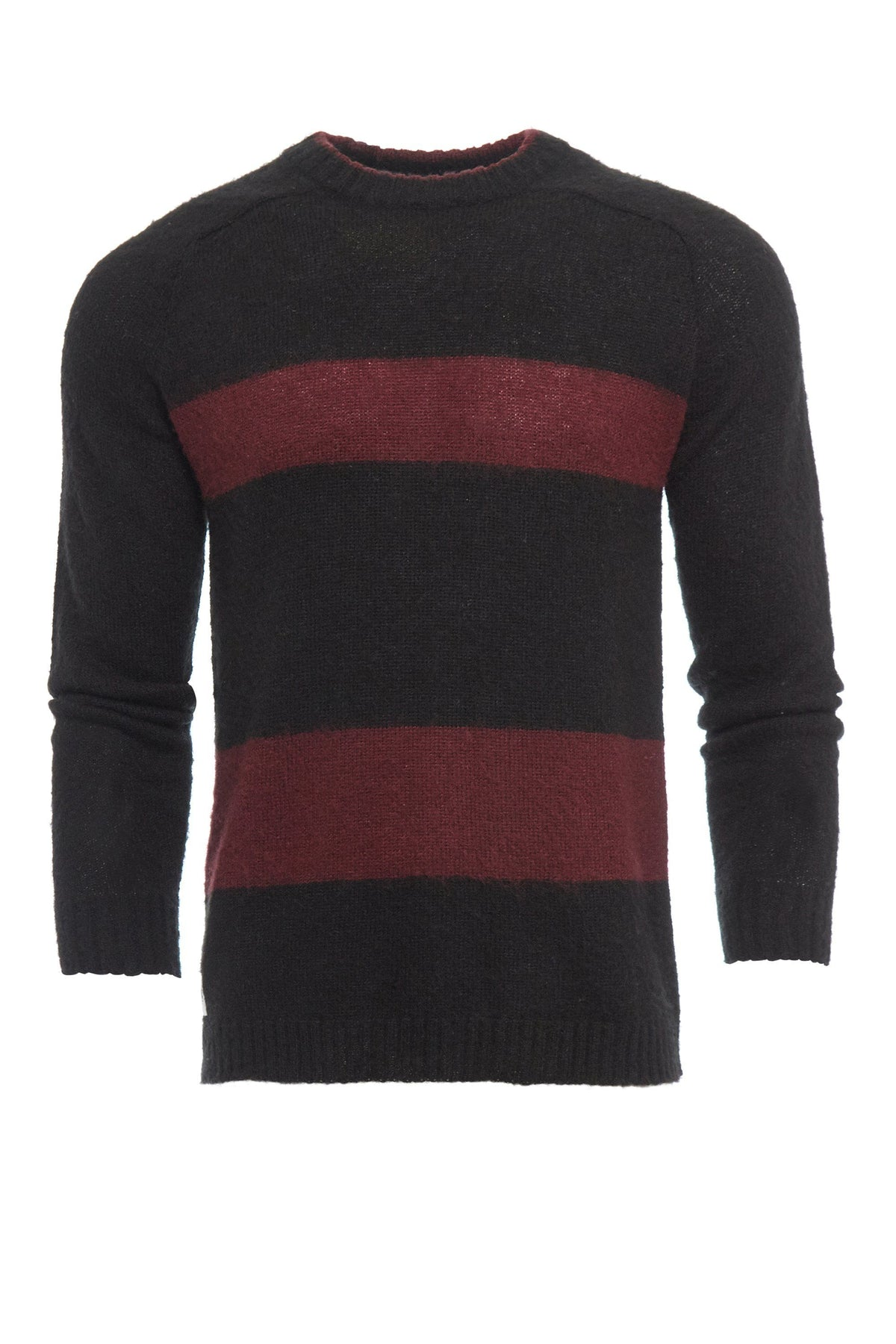 BERGHAIN KNIT SWEATER