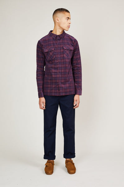 MIDDLEBROOK FLANNEL SHIRT