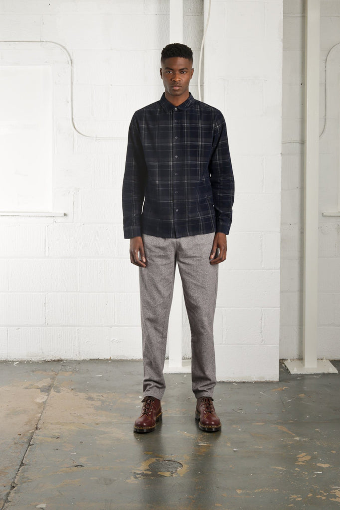 WEBSTER CORD SHIRT