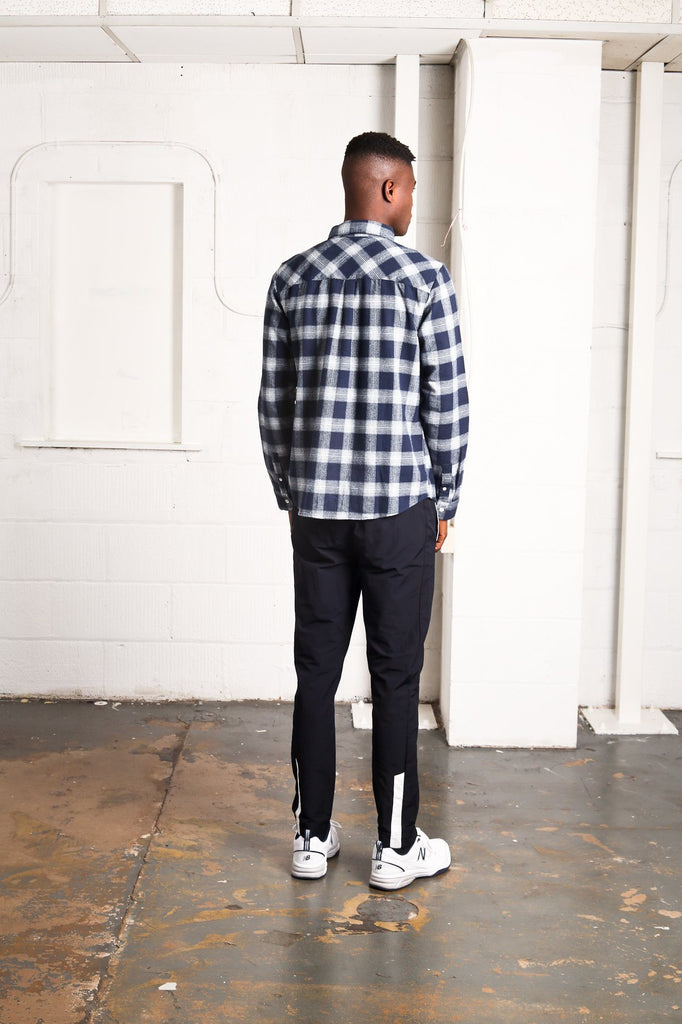 CAMBRIDGE FLANNEL SHIRT