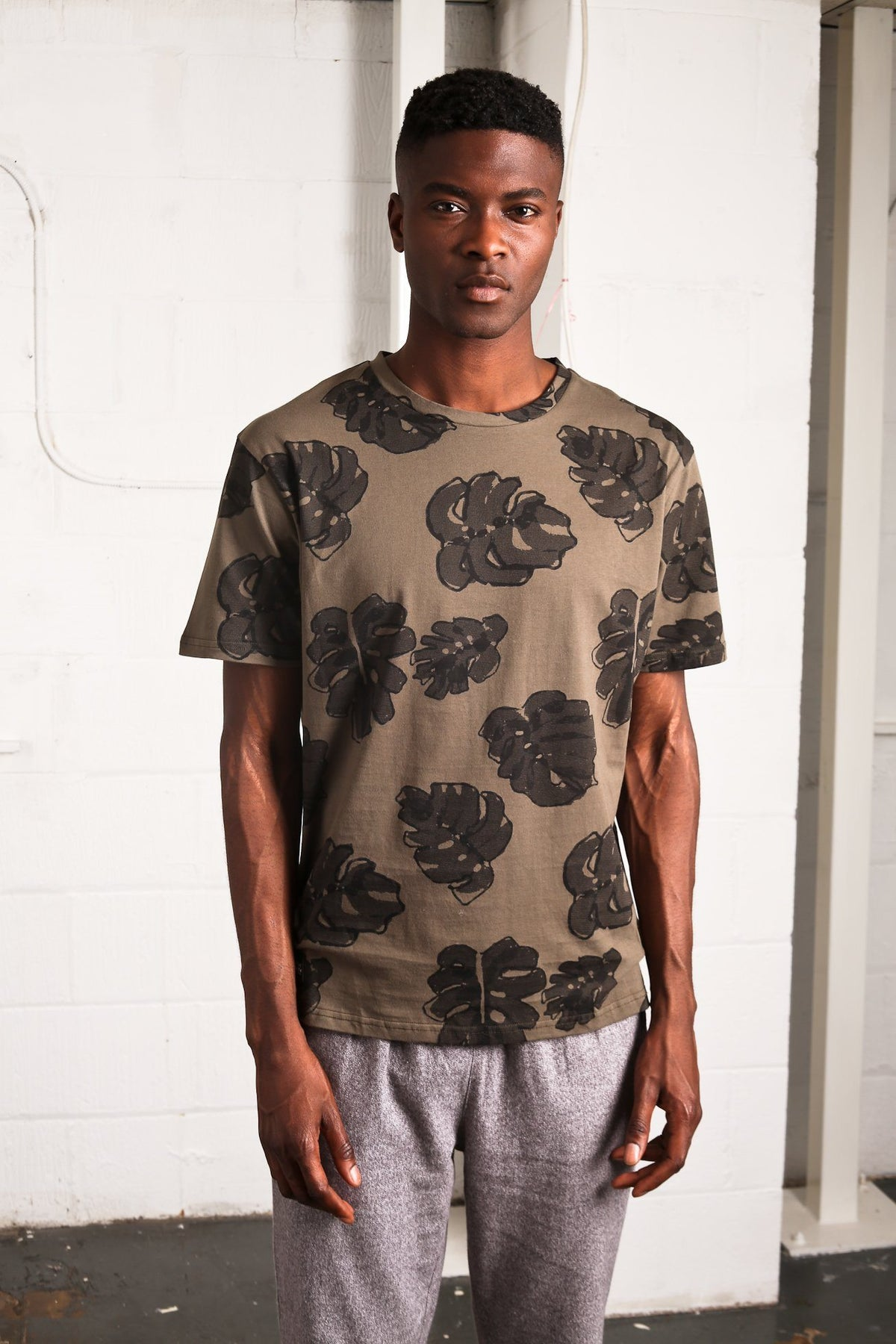 FOREST FLORA TEE