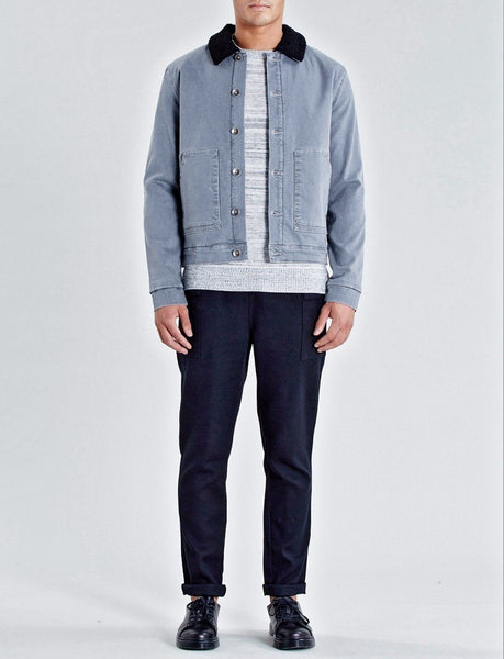 Heyes Sherpa Denim Jacket