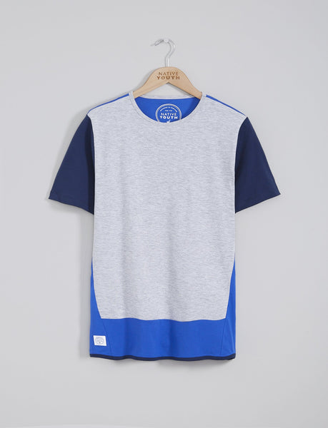 Invert Colour Block Tee
