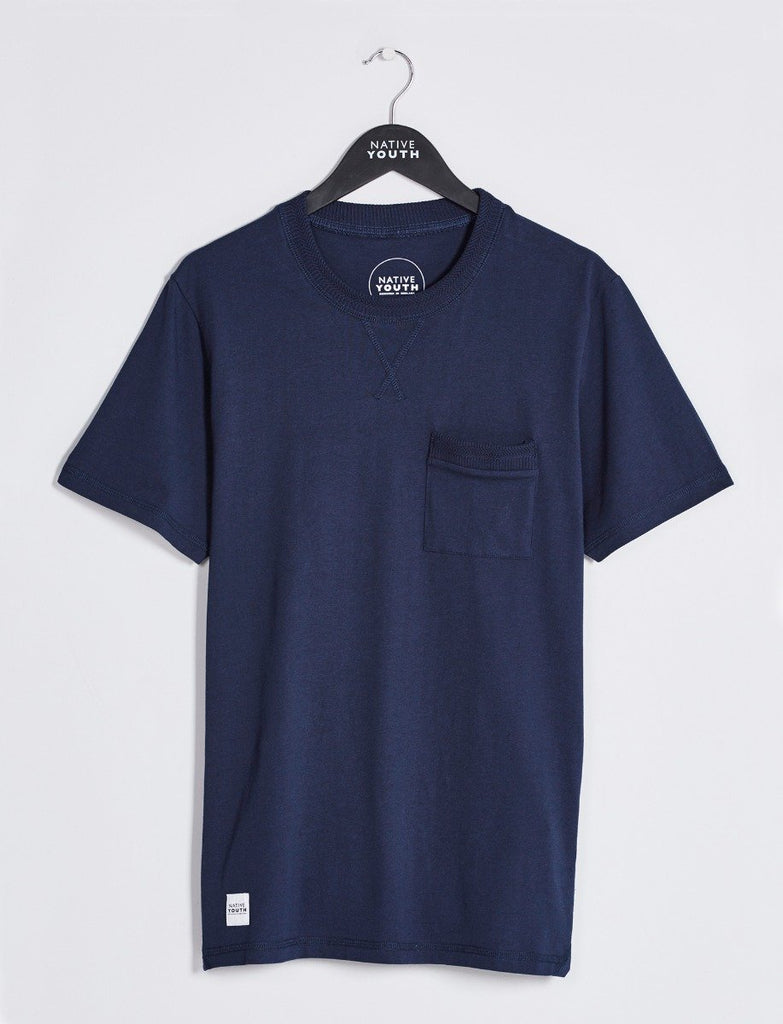 Charmouth Pocket T-Shirt