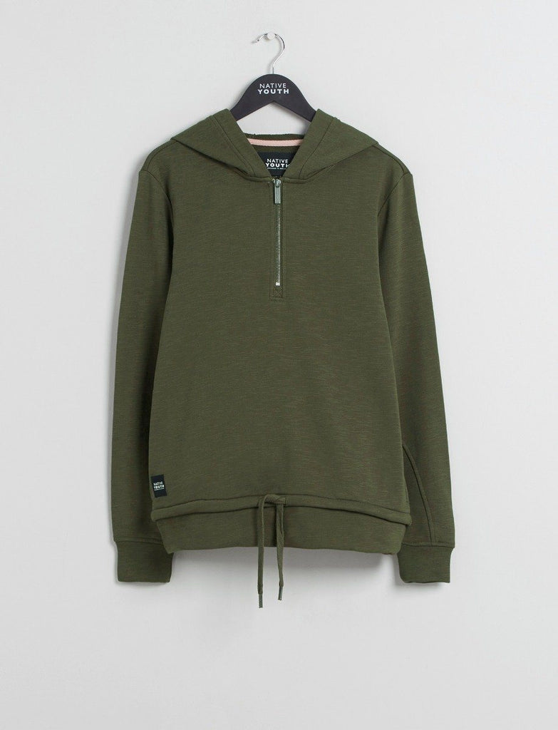 Arni Hooded Sweatshirt