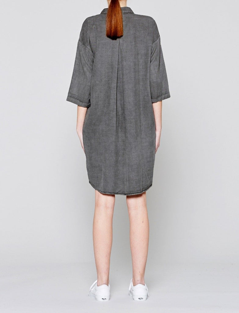 Cosmos Shirt Dress