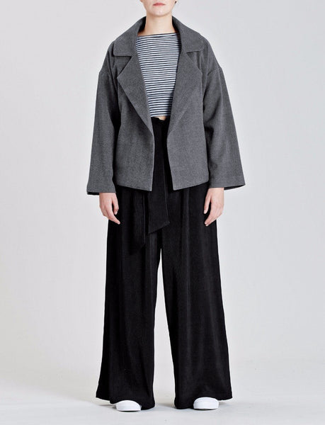 Zea Cropped Jacket