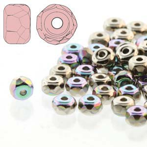 Fac. Micro Spacers 2X3mm Nickel Plate AB 50 pcs