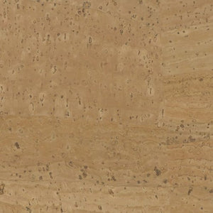 Cork Fabric - Surface in Natural