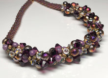 Load image into Gallery viewer, KIT - Kumihimo Necklace - beads and cord only