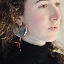 Load image into Gallery viewer, GREATER FLAMINGO earrings
