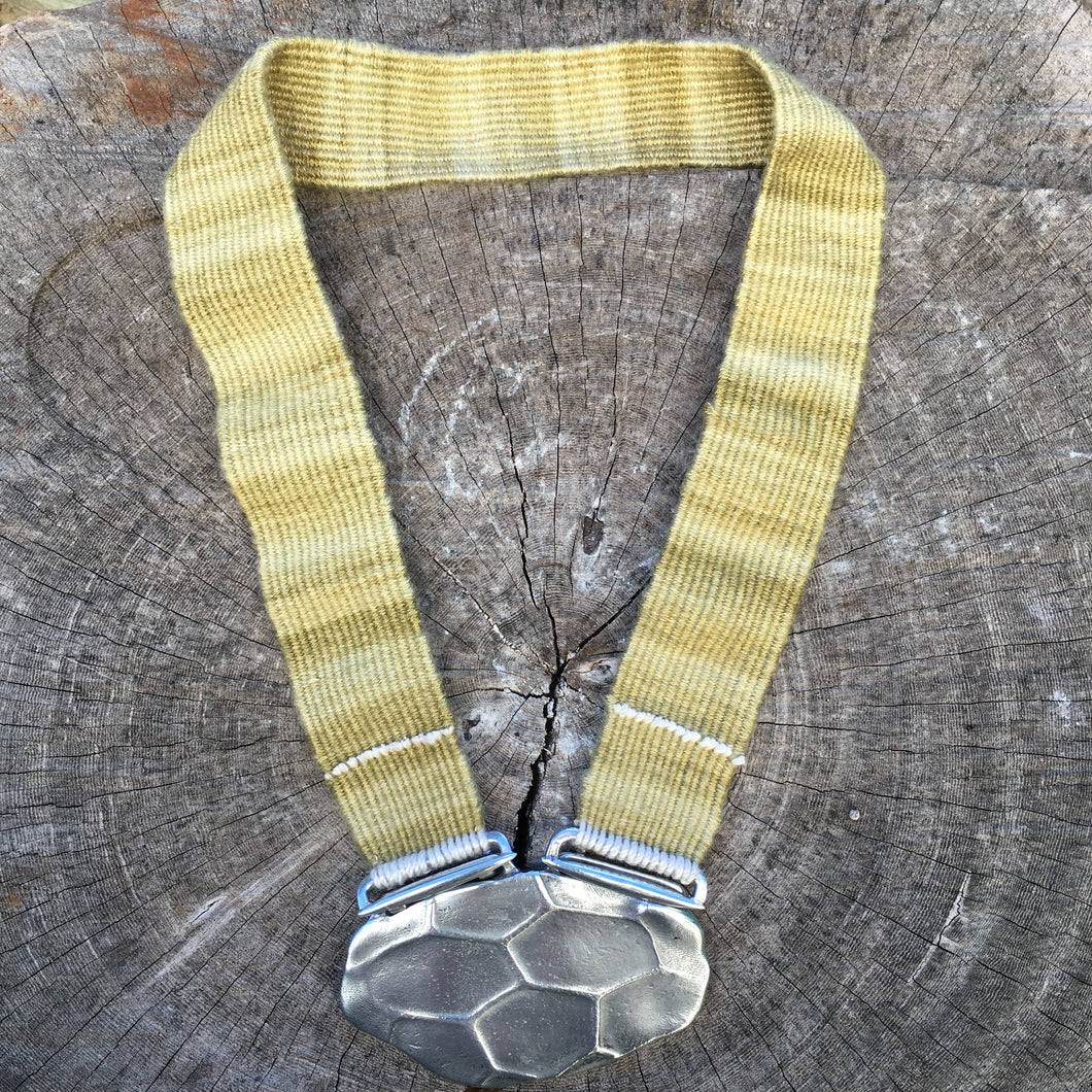 RAW HONEY necklace