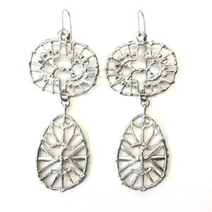 LATTICE earrings
